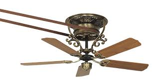antique brass ceiling fan fanimation fp510ab bourbon street short antique brass motor only