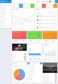 33 best html admin templates images on pinterest templates