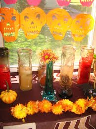 day of the dead halloween decorations art and soul preschool day of the dead celebration