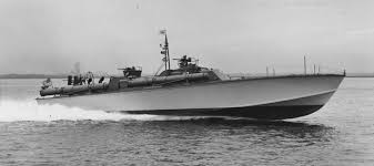 pt boats of world war ii