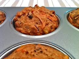 heavenly and healthy carrot cake muffins u2014 gluten free option