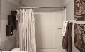 shower curtain ideas for small bathrooms shower curtain for small bathroom