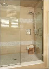 Fix Shower Door Bathroom Modern Boston Glass Shower Door Horizontal Stripes Mosaic
