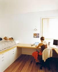 Platzsparender Schreibtisch Gemütliche Innenarchitektur Gemütliches Zuhause Schlafzimmer