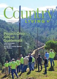 country living may 2016 south central by national country market