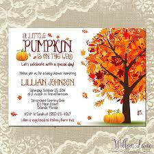 thanksgiving invitations ideas fall themed baby shower invitations template resume builder