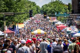 summer festivals that you need to check out when in the twin cities