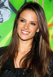 hot hair styles for women under 40 alessandra ambrosio long hairstyle straight hair for women under