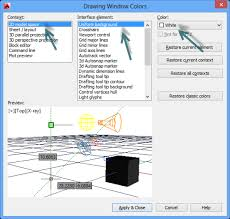 layout en autocad 2015 how to change background color in autocad 2015