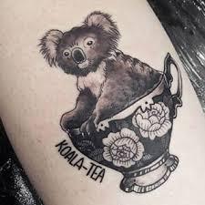 75 best koala tattoo images on pinterest drawings baby koala