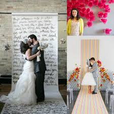 wedding vow backdrop wedding backdrops clockwise from left vow backdrop via event