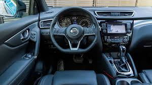 nissan note interior nissan qashqai 2017 facelift review by car magazine