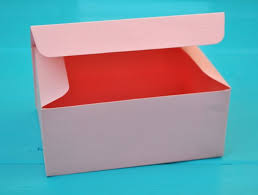 How To Make A Box With Paper - diy paper boxes make lovely