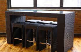 dining space saving dining room table and chairs is also a kind