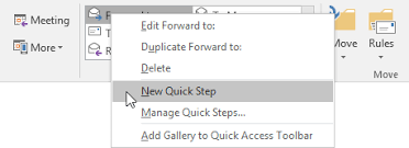 reply with a message template via quick steps msoutlook info