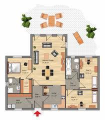 Haus Grundriss Bungalow Grundrisse 5 Zimmer Beste Inspiration Für Ihr Interior