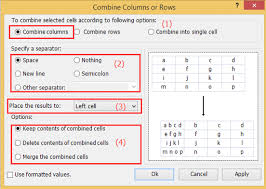 how to combine ranges from different worksheets workbook into one