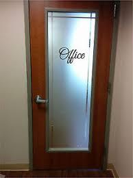 glass door signs office sign sticker vinyl decal sticker door glass wood metal