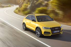 lease audi q3 s line audi q3 updated for europe with s line competition trim motor trend