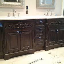 Oak Bathroom Vanity Cabinets by Bathroom Cabinets Unfinished Kitchen Cabinets Custom Bath Vanity