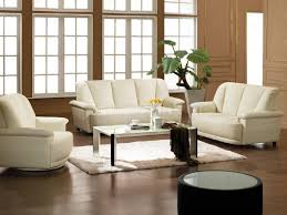 White Leather Living Room Set Home Designs Living Room Set Design White Modern Leather Living