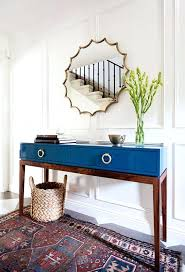 mid century entry table mirrored entry table best modern entryway ideas on mid century