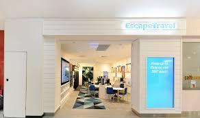 Escape travel armadale shopping city