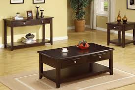 glass top end table with drawer espresso dining room tables espresso coffee table living end wood corner and