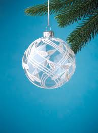 how to personalize glass ornaments ebay