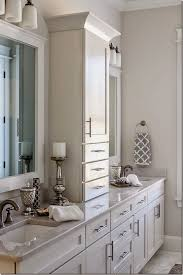 Bathroom Counter Storage Fancy Bathroom Countertop Storage Cabinets Ideas Bathroom Decor