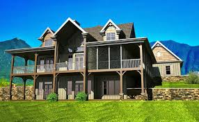 walk out basement plans house plans with walkout basements home plans and house designs