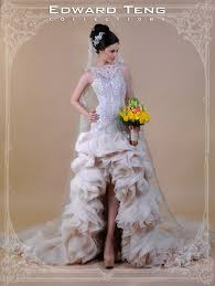 Designer Wedding Dresses Gowns Edward Teng Philippine Bridal Gowns