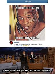 Pictures Used For Memes - mike tyson drake hotline bling meme celebs dancing cell phone mike