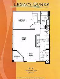 legacy dunes resort u2013 floor plans