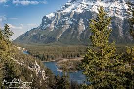 best spots to photograph banff lake louise banffandbeyond