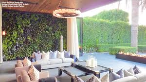 Home And Garden Living Room Ideas Design Ideas Florafelt Vertical Garden Living Room Opening Out To