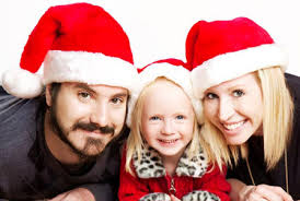how to capture the perfect christmas card photo