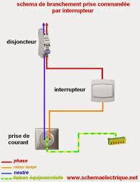 Question Forum électricité Conseils Branchement Appareils Schema Branchement Listrik Schéma électricité Et