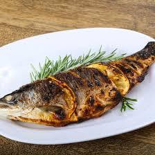 truite cuisine recette recette de papillotes de truite au barbecue facile rapide
