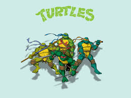 ninja turtles ppt backgrounds green movie u0026 tv yellow