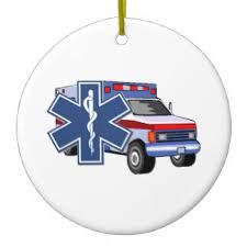 paramedic ornaments keepsake ornaments zazzle