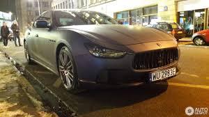 Maserati Ghibli 2013 Novitec Tridente 28 January 2017 Autogespot