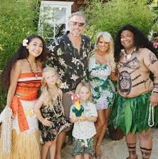 themed throws throws ace moana themed birthday party photos