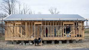 Tiny Houses On Foundations Tiny House Teaching Big Lessons Kentucky Teacher