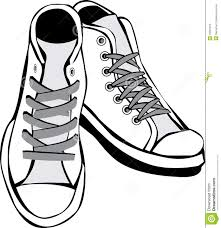 coloring pages of converse shoes virtren com
