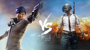 pubg vs fortnite fortnite vs pubg map player count weapons graphics gameplay
