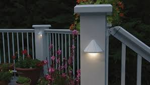 Kichler Step Lights Durable Energy Efficient 12v Led Deck Lighting Kichler Landscape