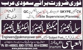electrical engineering jobs in dubai for freshers civil engineers mechanical engineers job opportunity 2018 jobs