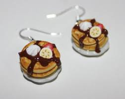 food earrings etsy