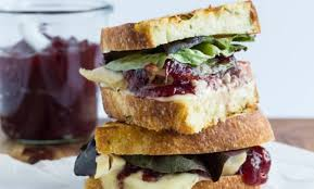 turkey and cranberry sauce sandwich recipe relish